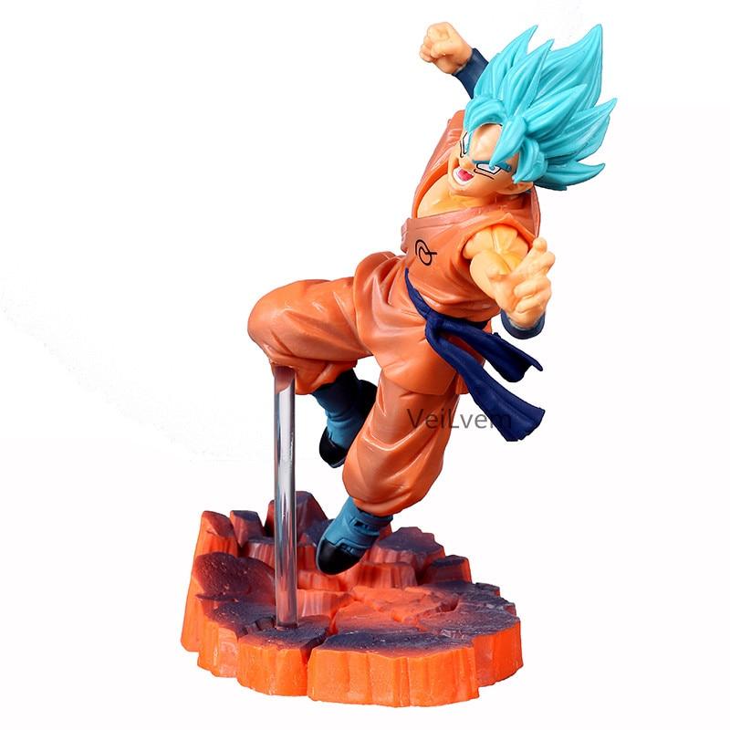 Goku Freezer Dragonball PVC