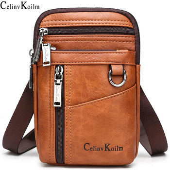 Celinv Koilm Brand New Multi-function Sling Chest Bag Men Shoulder Daypacks Legs Waist Bags For Young Man Fashion Casual Bags