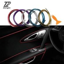 ภายในรถสติกเกอร์5M ตกแต่ง Trim แถบสำหรับ Mercedes Benz W204 W205 W203 W211 W212 W213 Cla W176 vito Clase A