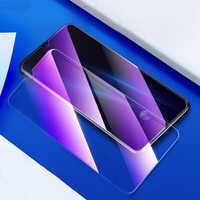 Para VIVO IQOO Pro 5G Anti azul Protector de pantalla de vidrio templado para VIVO IQOO Pro Neo 855 carreras de Y3 Y17 Y12 Y15 Y19 Y11 película de 2019