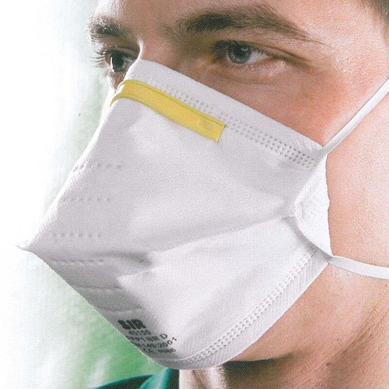 Safe Protection Disposable Upcast Face Mask 45155 Folding Face Mask, Ffp1 NR