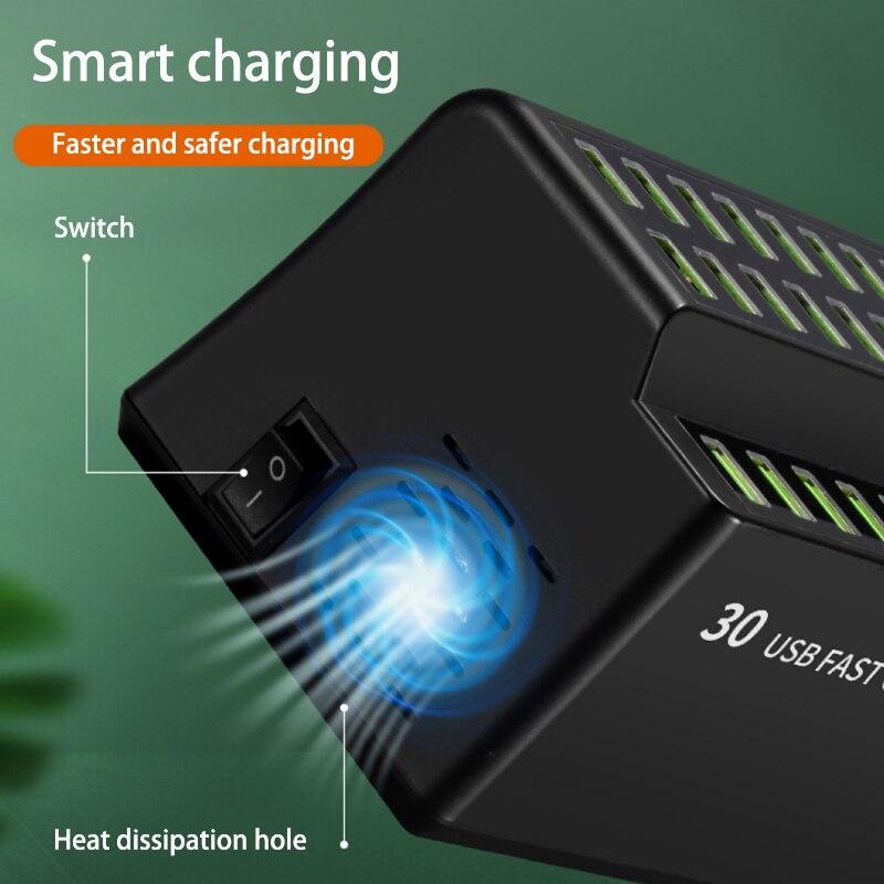 Беспроводное зарядное устройство bluetooth динамика 9 V 3A Беспроводная Быстрая зарядка для Iphone X 8 Plus Быстрая зарядка для samsung часы с будильником - 5