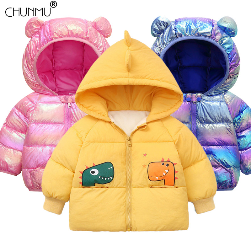 Baby Girls Jacket 2020 Autumn Winter Jacket For Girls Coat Kids Warm Hooded Outerwear Children Clothes Infant Girls Coat|girls jacket|baby girl jacketjacket for girls - AliExpress