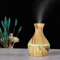 Aromatherapy Essential Oil Diffuser Mini Usb Air Humidifier Portable Ultrasonic Atomizing Humidifier Air Purifier Led Night Ligh|Humidifiers| |  -