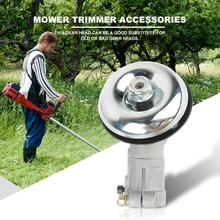 26mm/28mm Strimmer Gear Head Gearbox Excellent Durable Aluminium Alloy Steel for Brush Cutter Grass Trimmer Accessories