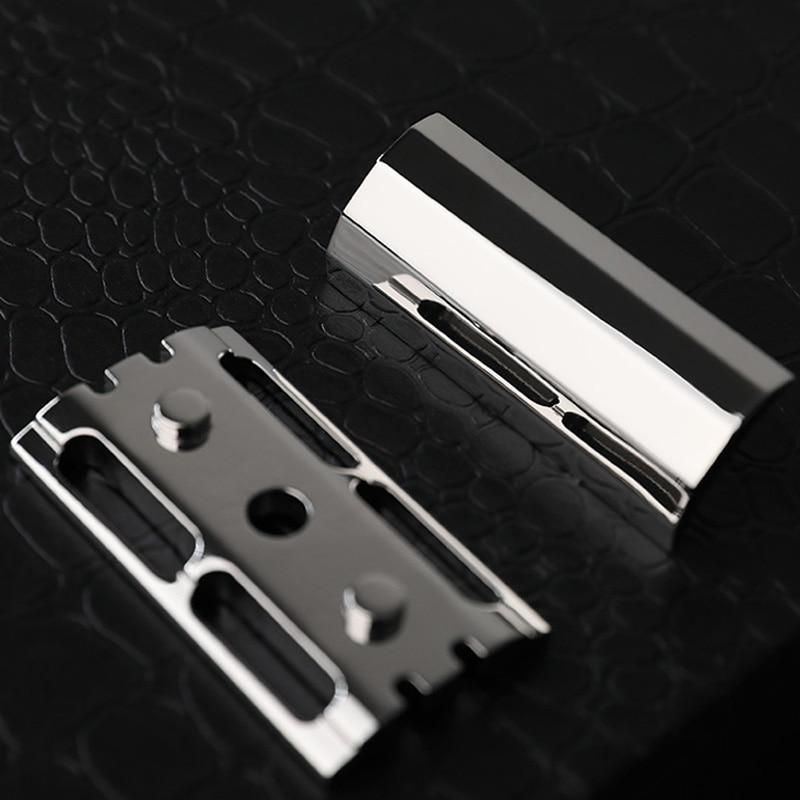 Cnc 316l aço inoxidável lâmina de segurança