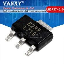 10pcs LM2937IMP-5.0 SOT-223 L71B LM2937-5.0 LM2937IMP-5 SOT regulador IC IC SOT223