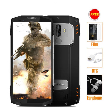 Blackview BV9000 4G LTE Mobile Phone 18:9 5.7 MTK6757 Octa Core Android 7.1 RAM 4GB ROM64GB 13MP Waterproof IP68 NFC smartphone asus zenfone deluxe 2 ze551ml 4g lte smartphone 4g 64g 13mp 5 5 mobile