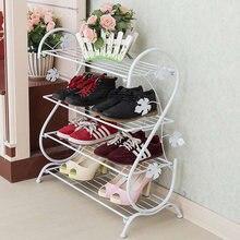 Обувной шкаф стойка для обуви многоуровневая мебель гостиной