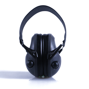 Image 4 - Foldable Portable Soft Solid Noise Reduction Shooting Adjustable Active Hunting Hearing Protection Earmuffs Ear Protector