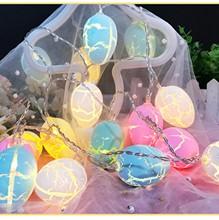 Wielkanoc królik jaj girlanda żarówkowa Led światła zasilane energią słoneczną przez przewód akumulatora światła dla dzieci urodziny ślub wesołych świąt wielkanocnych strona dekoracji Supplies30 tanie tanio ISHOWTIENDA CN (pochodzenie) 1-5 m Wielkanoc dzień Z tworzywa sztucznego other Bedroom Suche baterii Brak YELLOW 12 v 1-19 głowy