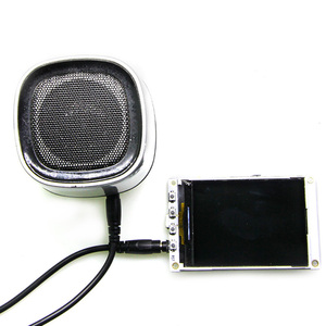 Image 5 - ESP32 TM Album Âm Nhạc 2.4 Inch Màn Hình TFT PCM5102A SD Wifi Module Bluetooth Ban SP99