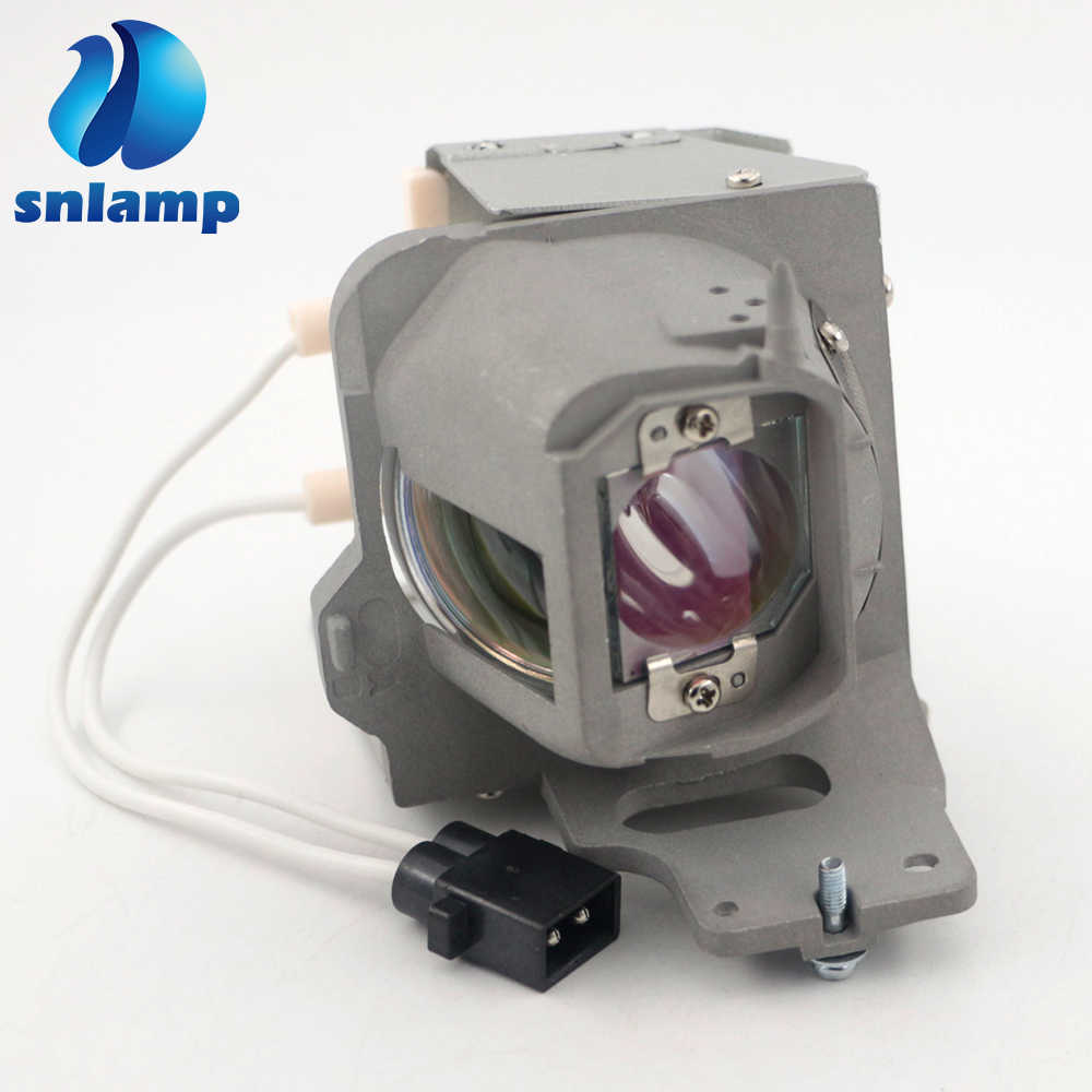 IET Lamps for OPTOMA BL-FP370A Projector Lamp Replacement Assembly with Genuine Original OEM Osram PVIP Bulb Inside
