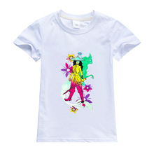 Disney Summer Kids T Shirt Raya and The Last Dragon Printing Clothes Cartoon Figures Clothing Boys Girls Toddler Tops Infant Tee