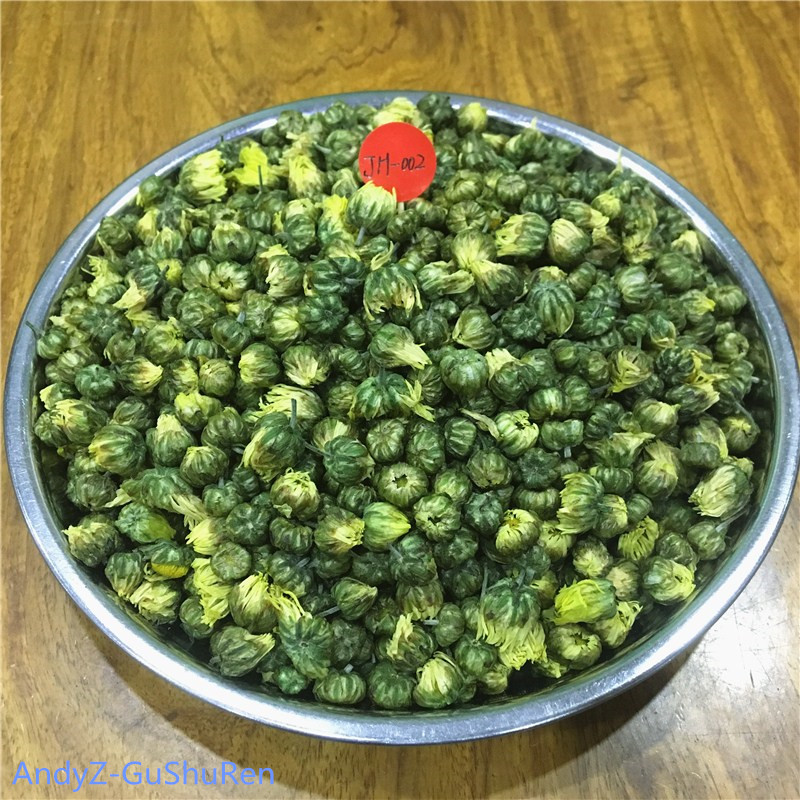 2020 Chinese Chrysanthemum Flower Tea Fresh Natural Organic Green Food For Beauty Lose Weight Health Care Kung Fu Tea