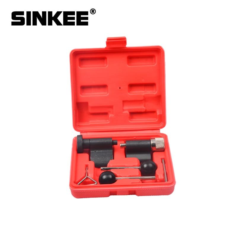 Auto Diesel Engine Crankshaft Timing Tools Kit for VW Audi Skoda 1.2 1.4 1.9 2.0 TDI PD