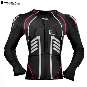 Image 5 - WOSAWE Motorcycle Jacket Motocross Protective Gear Armor Men Racing Motorcycle Clothing Windproof Reflective Motorbike Jackets