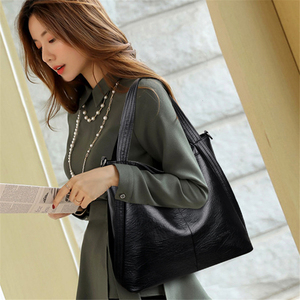 Image 3 - New Casual Tote Sacกระเป๋าถือหนังหรูผู้หญิงกระเป๋าออกแบบกระเป๋าถือคุณภาพสูงสตรีไหล่กระเป๋าสำหรับผู้หญิงBolsa