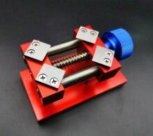 Herramienta de extracción de abridor de bisel de reloj profesional abrelatas de banco de trabajo, piezas de reloj, herramienta de reparación para relojero