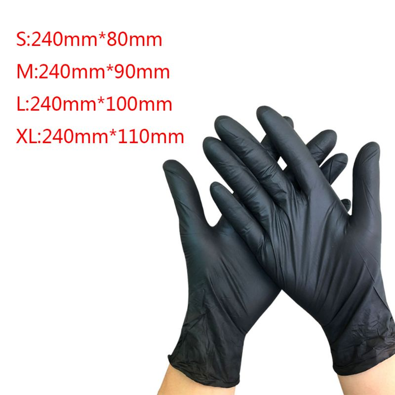 Disposable Nitrile Gloves Work Safety Gloves QX2B