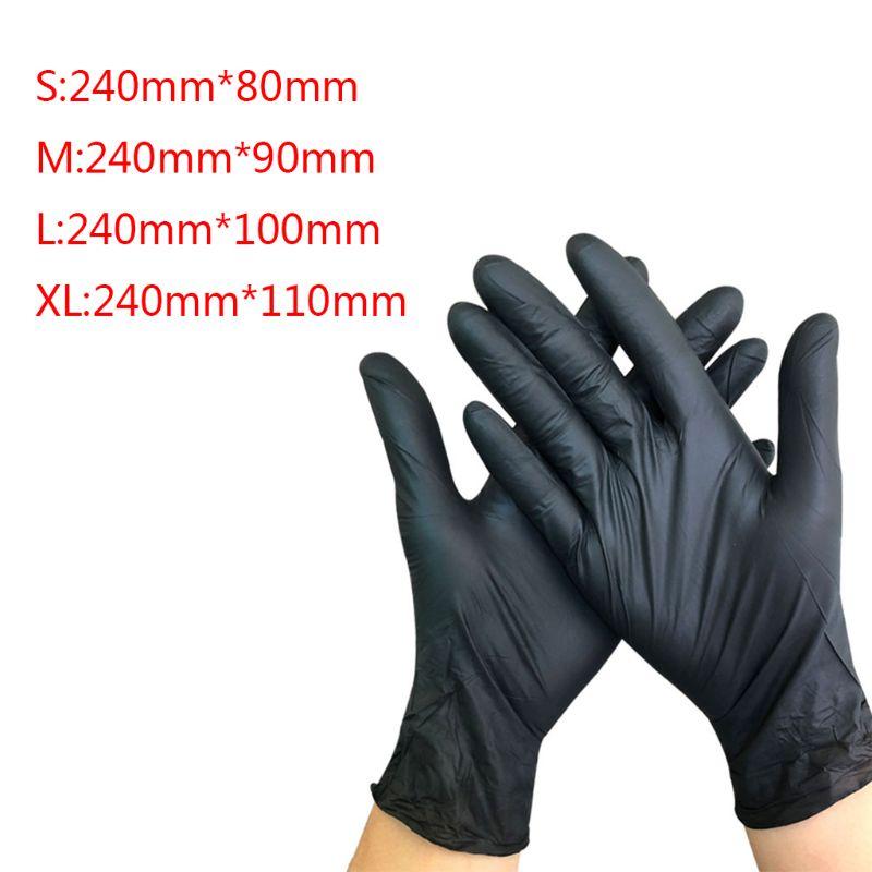 Disposable Nitrile Gloves Work Safety Gloves QX2B