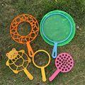 6 шт./компл. Jumbo красочные мыльные пузыри пузырь игрушка воздуходувка комплект для Для детей, на лето на открытом воздухе 7IN Прямая поставка