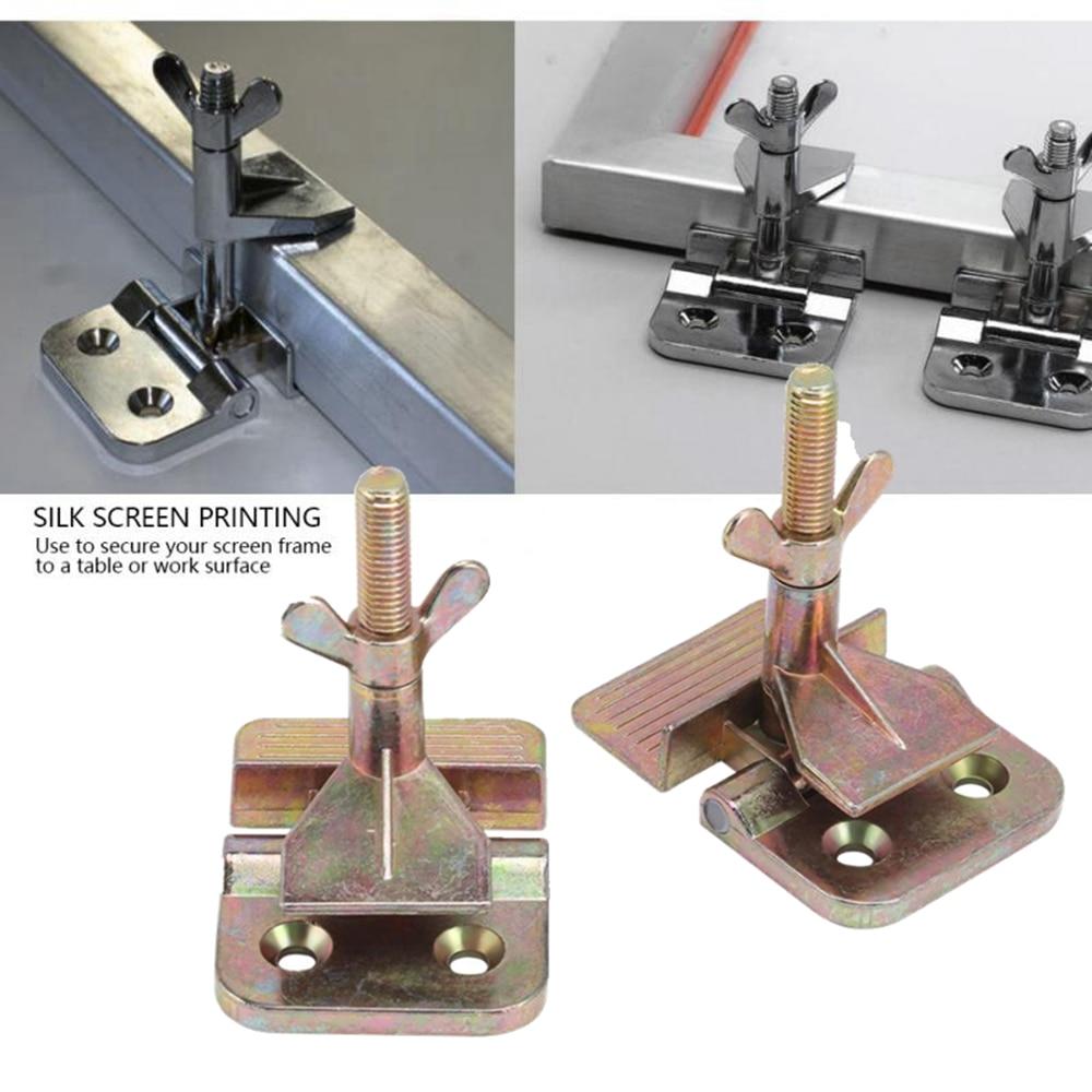2 pcs Butterfly Frame Hinge Clamp //DIY Tool Silk Screen Printing Hobby Printer