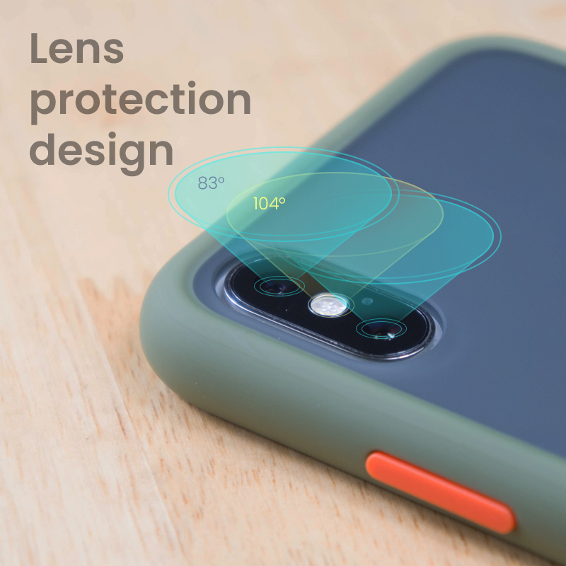 Shockproof Armor Case For iPhone  3