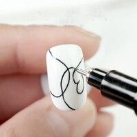 Ручка для дизайна ногтей #4