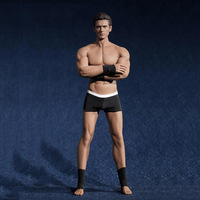 Phicen TBLeague PL2016 M33 1/6 M33 Male Figure Man Flexible Gym Muscular Seamless Body Metal Skeleton Soldiers Doll Toys