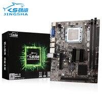 Jingsha Moederbord Intel G41 Chipset Moederbord SATA2.0 Poort Socket Lga 775 DDR3 Ondersteuning Xeon Lga 771