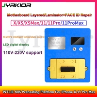 WYLIE K85 Preheating Platform For iPhone X/XS/MAX/11 PRO MAX Motherboard Middle Layered Welding Station Face Dot Matrix Repair