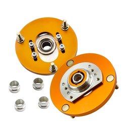 Płyty pochylenia Top uchwyty montażowe dla BMW E46 E36 318 323 325 328 M3 w Amortyzatory i rozpórki od Samochody i motocykle na