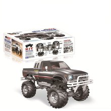 HG P407A 1/10 2.4G 4WD Rc Car Kit for TOYATO Metal 4X4 Picku