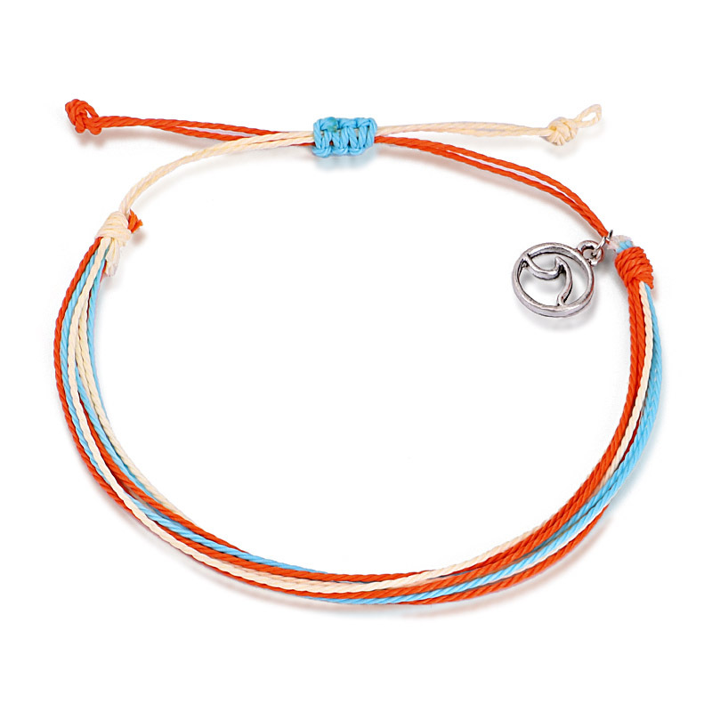 Ride the Wave Waterproof Wax Beachin Bracelet 3