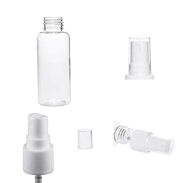 Фото 50ml empty spray bottle disinfection bottlecan be filled with цена