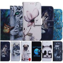 Wallet Book Case For Huawei P Smart Plus Z P40 Lite Honor 8A
