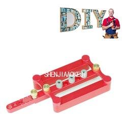 Runda Pin przenośne drewna gumy cios prosty i wygodny otwieracz otworu lokalizator Puzzle artefakt narzędzie 1PC
