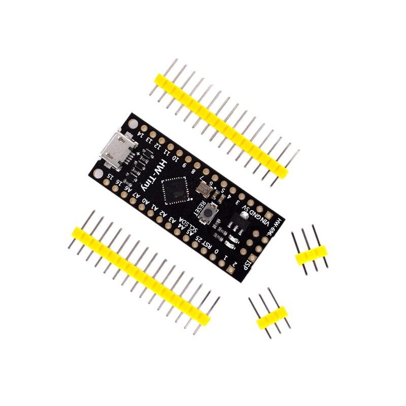 MH-Tiny ATTINY88 Micro-Development Board 16Mhz /Digispark ATTINY85 Upgraded /NANO V3.0 ATmega328 Extended Compatible For Arduino
