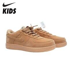 NIKE KRAFT 1 Original Kinder Schuhe Komfortable Kinder Schuhe Leichte Skateboard-schuhe Outdoor-Sport Turnschuhe # BQ8274