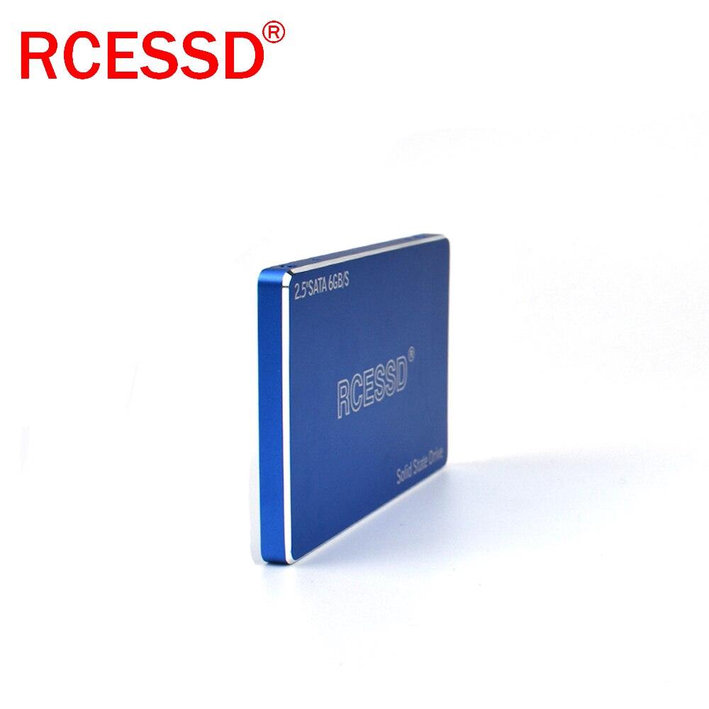 RCESSD Metal SSD 2.5''SATA3 Hdd SSD 120gb Ssd 240gb 480gb SSD 512GB Internal Solid State Hard Drive Hard Disk For Laptop Desktop