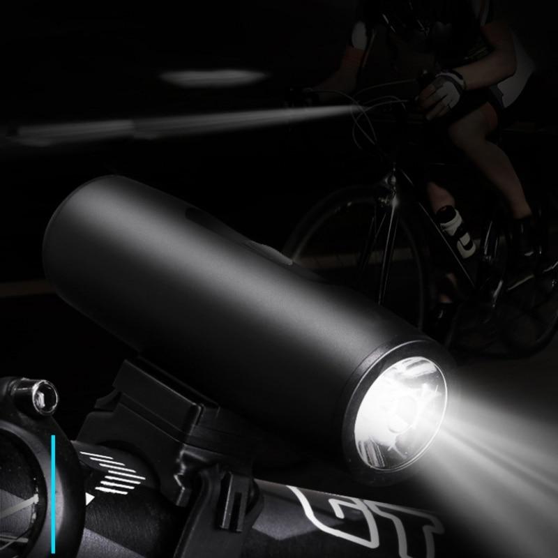 Outdoor Bike Bicycle Light 5 white LED Headlight
