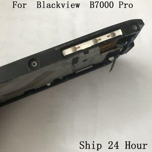 Image 4 - ЖК дисплей Blackview BV7000 Pro с сенсорным экраном, рамкой и резиновой пробкой