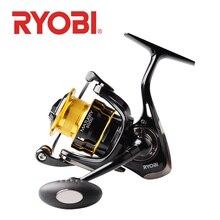 Ryobi Volwassenheid Spinning Vissen Rollen 2000 3000 4000 6000 8000 5BB Vissen Rollen Spinning Carretilha Carrete De Pesca Saltewater