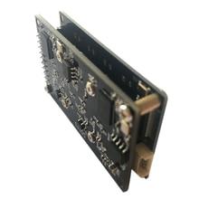 2-мегапиксельная плата модуля USB камеры с двойным объективом 90 градусов 1080P AR0230 CMOS сенсор с ночной версией для Интернет/промышленного оборудования