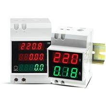 Многофункциональный измеритель c d52 2042 2047 цифровой светодиодный