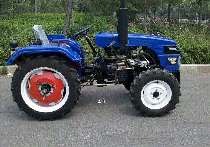 25hp Farm tractor 254 (2)