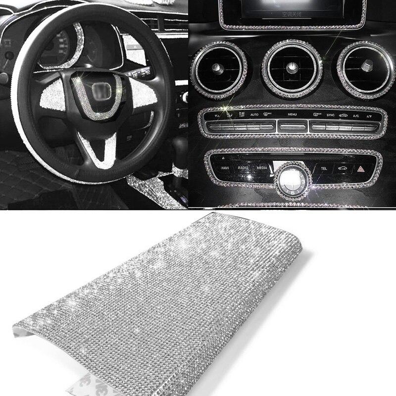 DIY-Car-Decoration-Sticker-Bling-Crystal-Rhinestone-Car-Stickers-for-License-Plate-Frame-Emblem-Door-Handle-Indoor-1