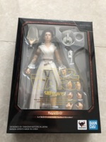 Bandai Star Wars: The Rise of Skywalker REY D O anime action & toy figures model toys for children With box