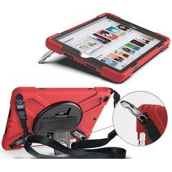 Étui pour iPad 10.2 Heavy Armor enfants Shokproof couverture A2197 A2198 A2200 A2270 A2428 A2429 A2430 Funda Capa coque de tablette